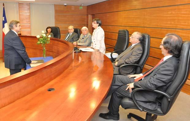 Magistrado Óscar Viñuela juró como nuevo Fiscal Judicial de la Corte de Apelaciones