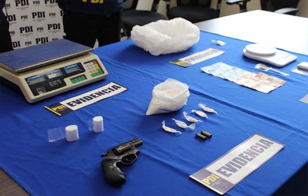 PDI saca de circulación 1500 dosis de cloridrato de cocaína avaluada en $21 millones
