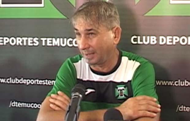 Matador escogió a Dalcio Giovagnoli como Director Técnico y hoy enfrentó al equipo