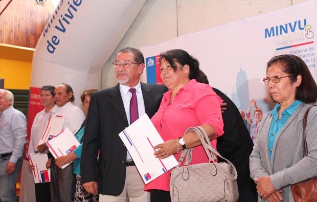 Familias de Temuco y Padre las Casas podrán cumplir el sueño de la casa propia