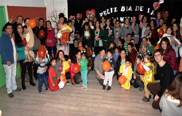 Jardines Infantiles De Villarrica Celebran Mes De La