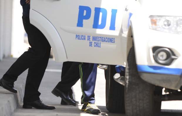 PDI detuvo a sujeto por su responsabilidad en el delito de violación a la polola de su amigo
