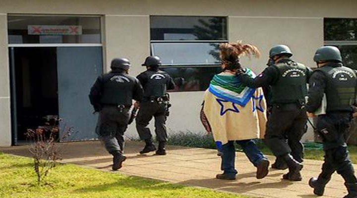 Por 30 días el machi Celestino Córdova no podrá recibir visitas en la cárcel de Temuco