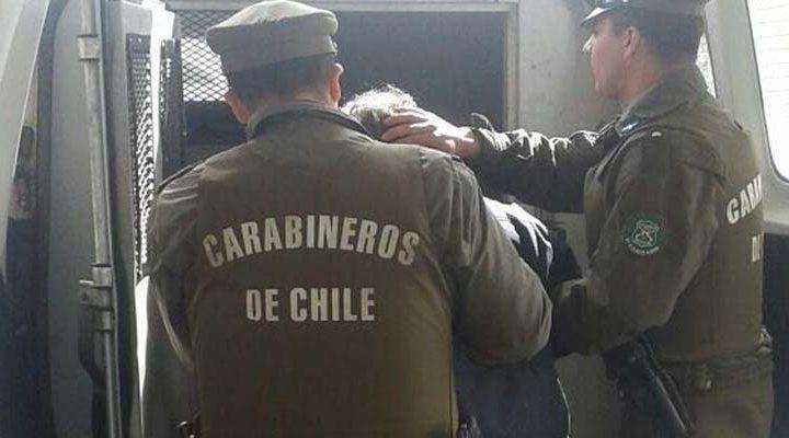 Un hombre con amplios antecedentes penales y buscado por la justicia fue detenido en Imperial