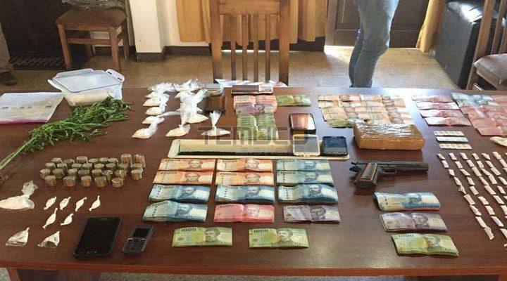 [Video] Golpe al narcotráfico por el OS7 en comunas aledañas en Renaico