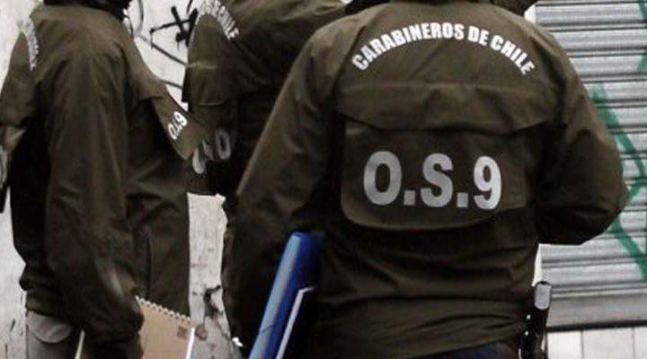 Sujeto al intentar robar un vehículo dispara contra un guardia en Temuco