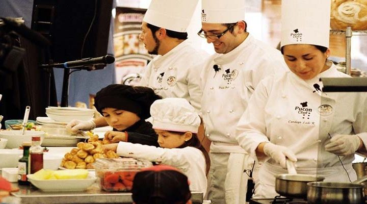 """""""Expo Sabores Summer Fest Pucón"""" traerá a destacados chef de la región y el país"""