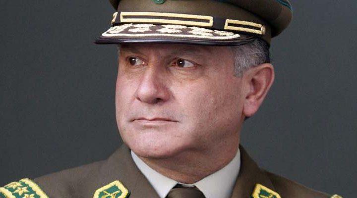 """General Villalobos llama a retiro a funcionarios de Carabineros de la denominada """"Operación Huracán"""""""
