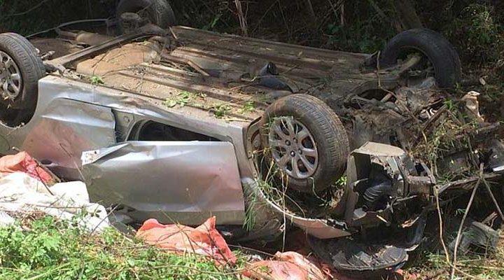Diputado Chahin sufre accidente de tránsito en Padre las Casas