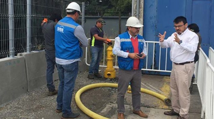 Positivo balance del suministro de agua tras visita Papal