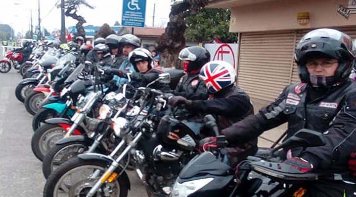 Motoqueros de todo Chile y el extranjero se reunirán en Freire
