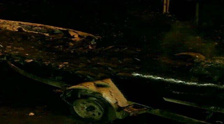 Investigan ataque incendiario a una embarcación en Lican-Ray