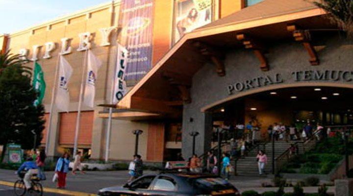 PDI logra esclarecer hurto en joyería de Mall Portal Temuco