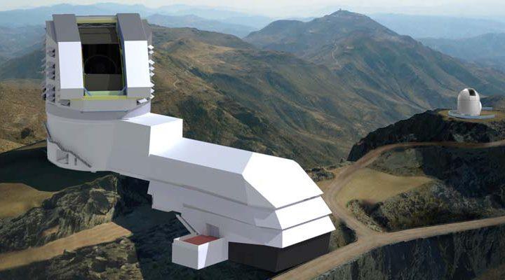 Chile inaugura primer tramo de red óptica de alta velocidad desde Big Data Astronómico