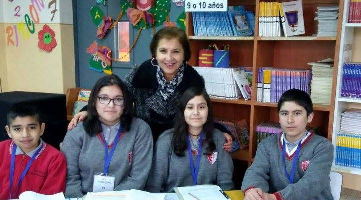 Profesora de Castellano es la nueva Seremi de Educación