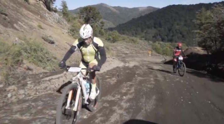 200 Ciclistas pedalearon en la Cordillera de Las Raíces en la carrera MTB Trail Malalcahuello