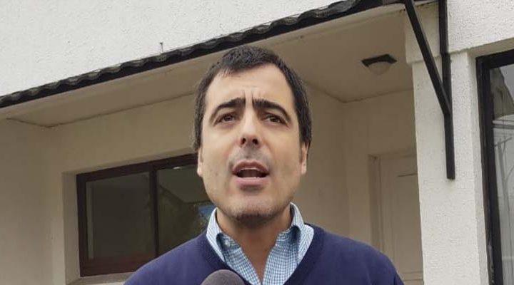 Diputado Álvarez ingreso proyecto de resolución para regular la extracción de áridos en Chile