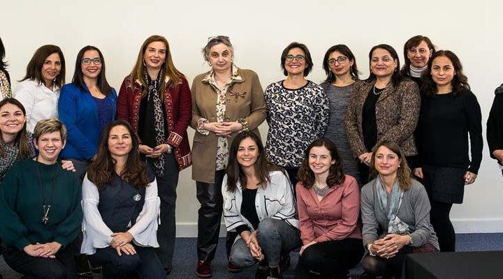 Fundación Chile lanza inédita red de mujeres líderes en formación técnico profesional