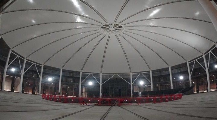 MOP finaliza obras de la Casa de Maquinas del Museo Nacional  Ferroviario de Temuco