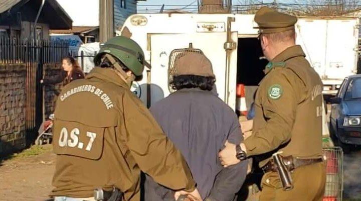Fiestas Patrias: 5 hombres y 3 mujeres detenidos, incautan marihuana y cocaína avaluada en más de 5 millones