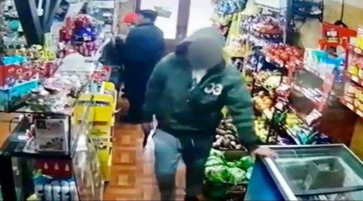 Declaran ilegal detención de menor acusado de realizar violento asalto a minimarket en Victoria
