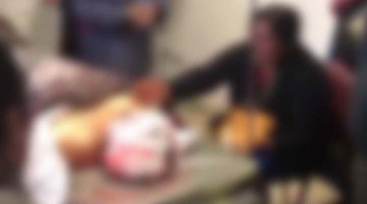 [Foto] Diligencia por vehículos robados deja un comunero muerto en Temucuicui