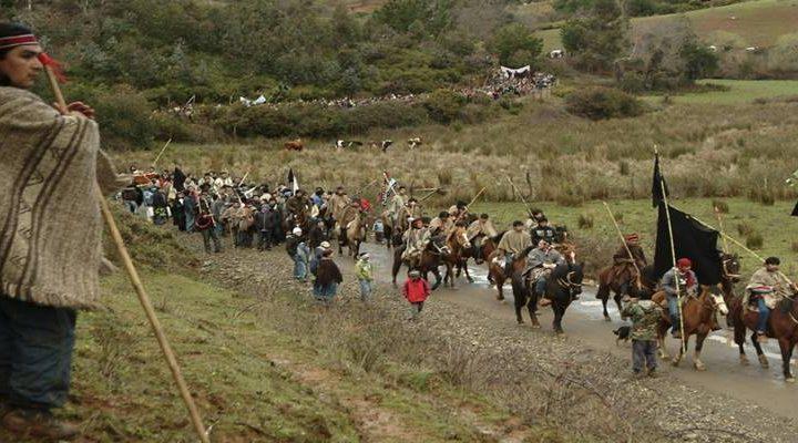 """Comunidad llamó a """"un gran levantamiento mapuche"""" con acciones por tres días"""