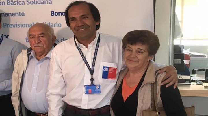Más de 128 mil pensionados de la Araucanía serán beneficiados con el aguinaldo de Navidad