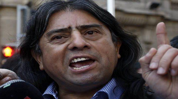 """Aucán Huilcamán: """"General Hermes Soto reconoce que han mentido y ex sargento fue obligado a mentir"""""""