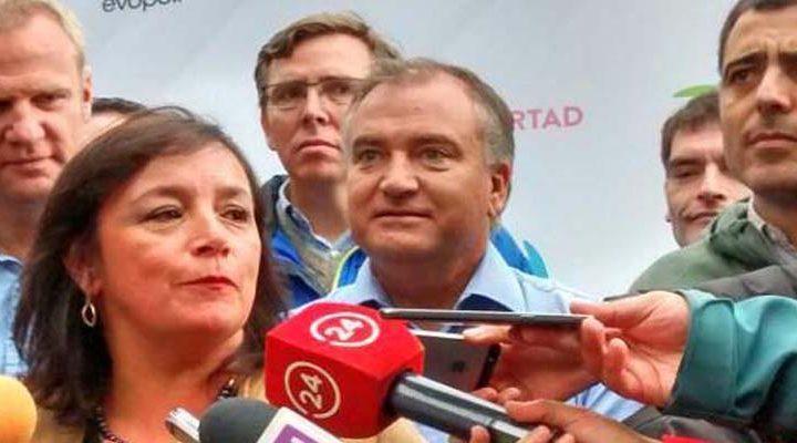 """Parlamentarios Evópoli por retiro de Gope: """"Hemos solicitado al Gral Director de Carabineros garantice seguridad a los habitantes"""""""