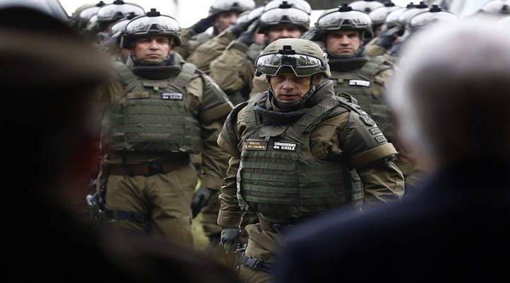 """Subsecretario llegara a Temuco para detallar proceso de retirada del """"Comando Jungla"""""""