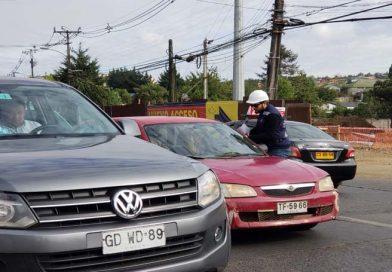 Nuevos desvíos obligan aplicar medidas para mejorar desplazamiento en Avenida Pedro de Valdivia