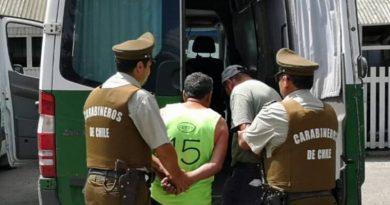 En Gorbea y Panguipulli detienen a cuatro sujetos recuperando dos vehículos robados