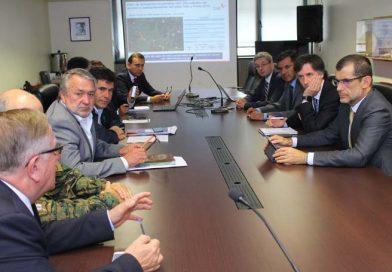 Intendente Atton y Ministro (s) de energía se reúnen con empresa CGE tras sostenidos cortes de Luz