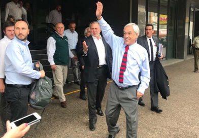 """Diputado Rathgeb por visita del Presidente Piñera: """"Se valora el esfuerzo y sacrificio de este Gobierno por la región"""""""