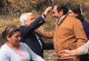 [Video] Look del alcalde de Carahue llama la atención del Presidente Piñera