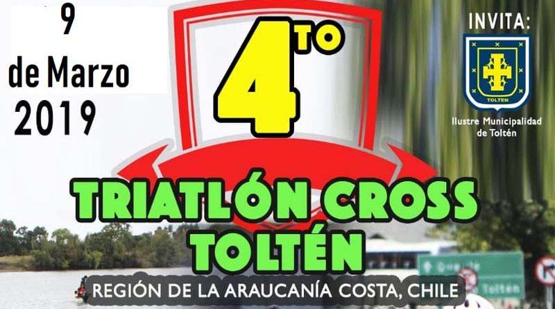 Se aplaza Triatlón Cross de Toltén para el 9 de marzo