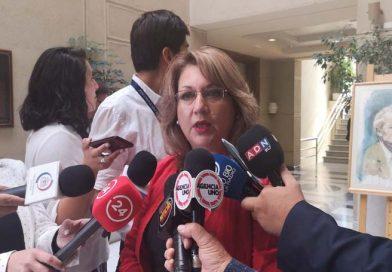 """Diputada Andrea Parra: """"El control de identidad no ha disminuido la delincuencia"""""""