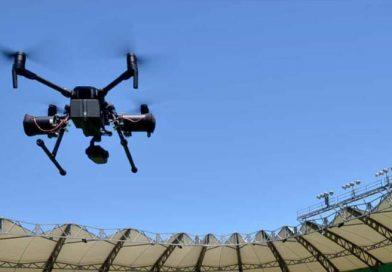 Carabineros implementa servicio de drone para combatir la delincuencia en Temuco