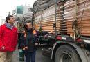 Entregan viviendas transitorias a familias afectadas por voraz incendio en Ñancul