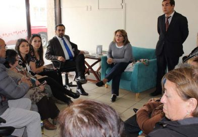 Victoria: Quintana y Parra comprometieron apoyo a locatarios afectados por incendio del histórico Mercado