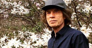 Esta es la primera imagen de Mick Jagger tras operarse del corazón