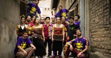 """Newen Afrobeat presenta su nuevo disco """"Curiche"""" en Centro Cultural de PLC"""