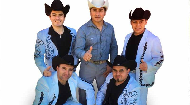 """Marcio Toloza y """"Los Charros de Lumaco""""  prometen noche de fiesta en Dreams"""