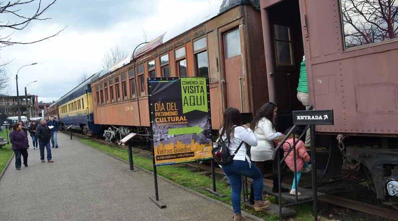 """Con diversas actividades se celebrará  el """"Día del Patrimonio Cultural"""" en Temuco"""
