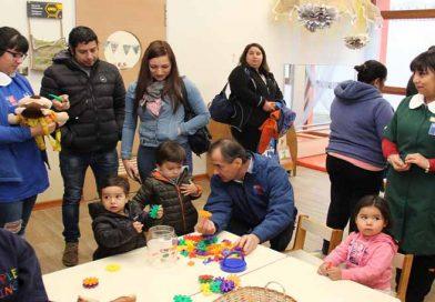 """Temuco: Nuevo jardín """"Las Abejitas"""" abre sus puertas con moderno edificio"""