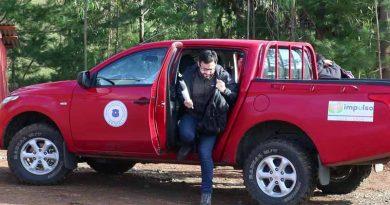 Plan Impulso: Vehículos entregados posibilitan atención médica en sectores rurales