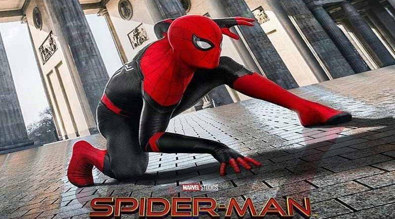 """Panorama: Llega a Cine Hoyts Temuco """"Spider-Man, Lejos de casa"""" nuevo estreno"""
