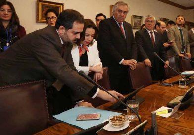 Presidente del Senado elimina el uso de papel en Comisiones para disminuir impactos ambientales