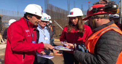 Autoridades lanzaron campaña de fiscalización para el sector construcción
